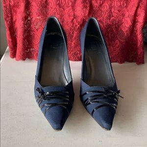 Stuart Weitzman Blue Dress Heels